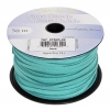 Faux Suede Lacing 50m Aqua